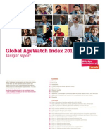 Global AgeWatch Index Report