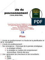 Ecole Du Position Nement