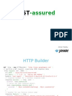 RestAssured For API Testing