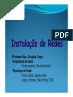 Aula 03 Introducao a Redes e Protocolos Arquitetura e Topologia de Rede