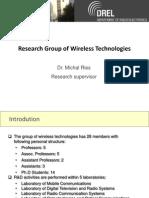 Presentation Wireless Team v2