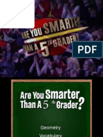 smarter than a 5th grader autosaved