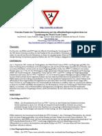 Steven E. Jones 14 Punkte Übereinstimmung mit NIST