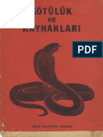 Kitap 59 Kötülük ve Kaynakları