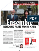 Tract PCF Paris