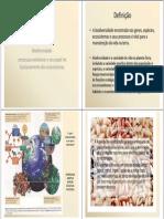 Aula IV Biodiversidade PDF