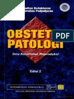 Obstetri Patologi Ilmu Kesehatan Reproduksi