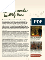 Healthy Woods Healthy Living