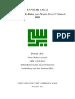 Bidari Case Report Cover