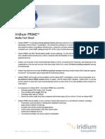 Irdm Iridiumprime Mediafactsheet Factsheets Sep2013