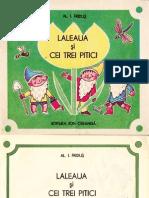 Laleaua şi cei trei pitici de Al. I. Friduş (1989)