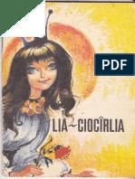 Lia Ciocarlia de Simion Florea Marian