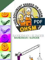 Banksman Slinger