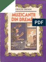 Muzicanţii din Bremen de Fraţii Grimm