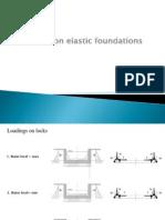 Beam on Elastic Foundations
