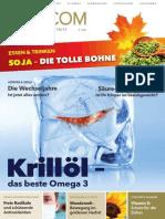 Krillöl - das beste Omega 3