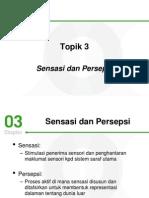 STU 231 Topik 3