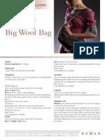 Big Wool Bag