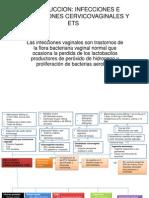 Infecciones e Infestaciones Cervicovaginales y ETS