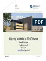 6_Lightning Protection of Wind Turbines_ERICHSEN