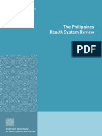 Philippines Health System Review