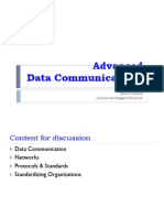 Advanced Data Communications Udhay Prakash Part 1