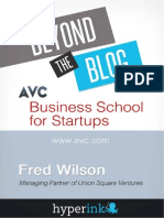 Business School for Startups