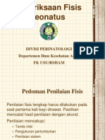 GDS-K6 Physical Examination of Neonate & Perinate