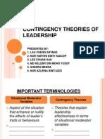 Contingency Theories of Leadership Finale