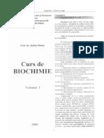 Biochimie Curs