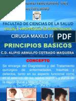 Principios Basicos de Cirugia Maxilo Facial
