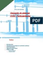 Operación de sistemas HVDC. Particularidades.pdf