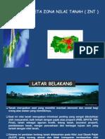 Peranan Peta ZNT Dalam Pembangunan Daerah Final