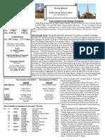St. Joseph December 8, 2013 Bulletin