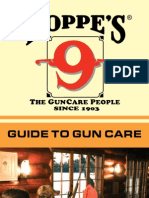 Guide to Gun Care