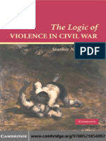 Kalyvas the Logic of Violence in Civil War