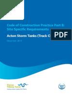 CoCP Part B Acton Storm Tanks Track Changes