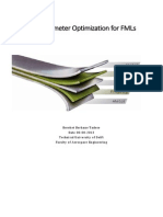 Fiber Diameter Optimization for Composite