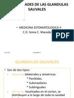 Enfermedades de Las Glandulas Salivales