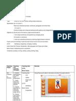 Case Study Lesson Plan