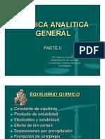 1.c Equilibrios Quimicos