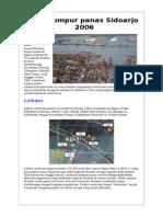 Banjir Lumpur Panas Sidoarjo 2006
