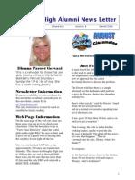 DHS Newsletter 8.Doc