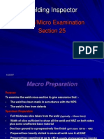 25 Macro Micro Examination