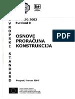 Evrokod 0 - En 1990