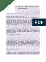 Enfoques del Cambio Organizacional / ECO