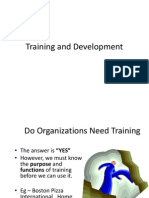 Chap 1 Training and development an overview