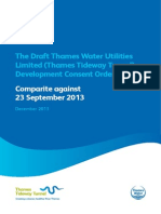 Draft DCO Comparite Against 23 Sept 2013