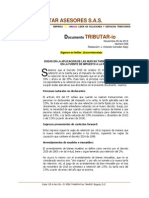 Documento Tributario 506