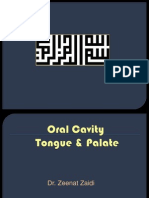 Presentation14 ORAL CAVITY
